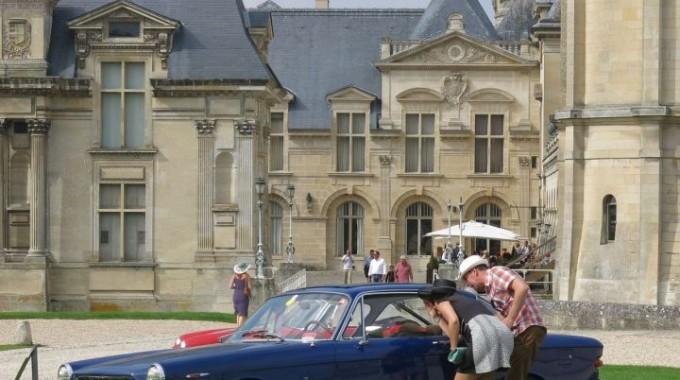 Concurso De Elegância Chantilly Arts & Elegance