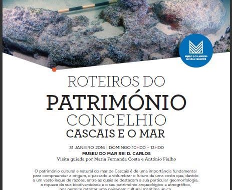 MUSEUM OF THE SEA KING D. CARLOS | ROUTES OF HERITAGE – CASCAIS AND THE SEA
