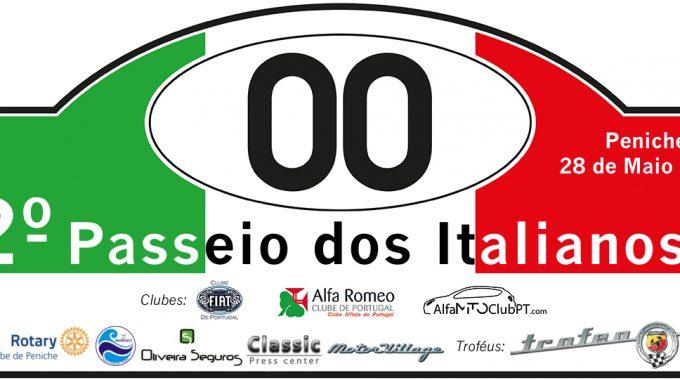 2º PASSEIO DE ITALIANOS