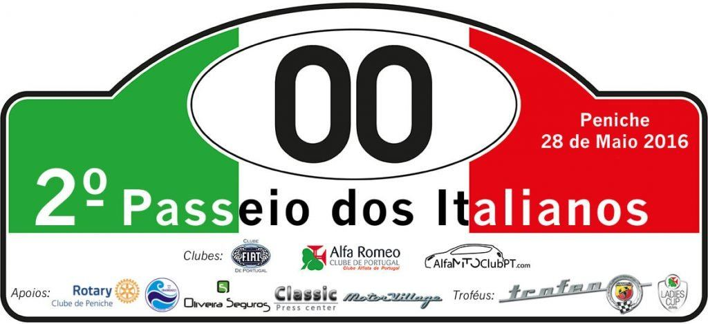 Passeio Dos Italianos Final