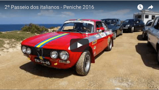Video – Passeio Dos Italianos 2016