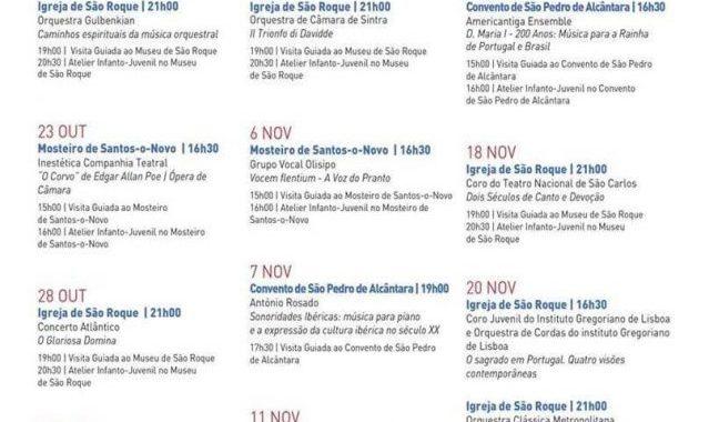 28ª Music Season in San Roque