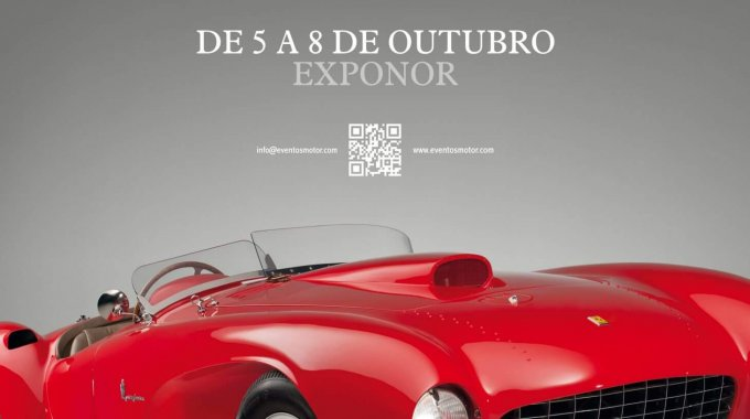 AUTOCLÁSSICO Porto 2017 – 5 A 8 Of October – Exponor