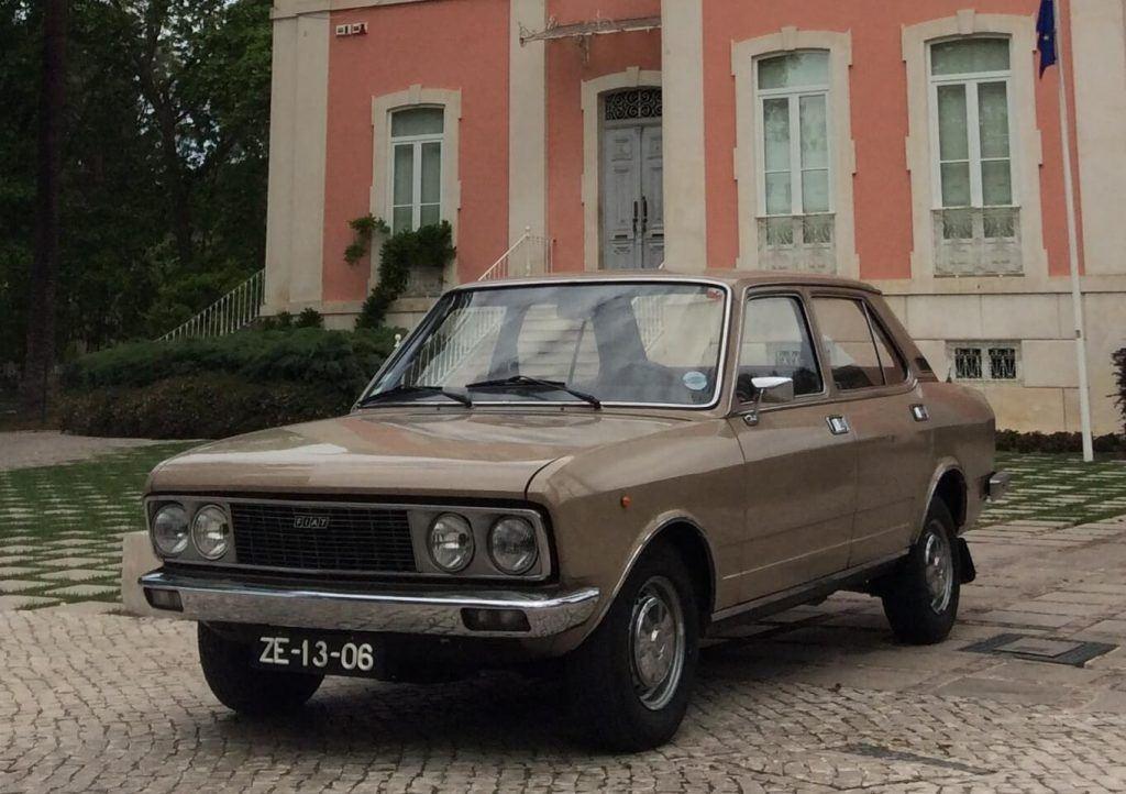 Fiat 132 Do Socio 29