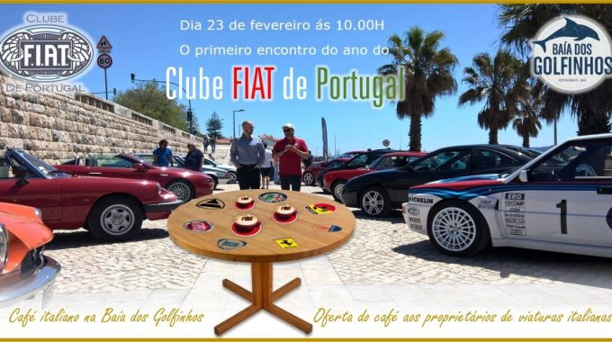 Monthly meeting Clube De Portugal FIAT – 23 – February 2019