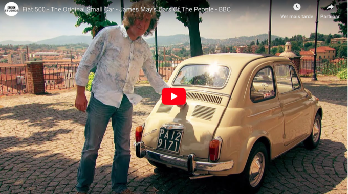 Fiat 500 – The Original Small Car – James May's Cars Of The People – BBC