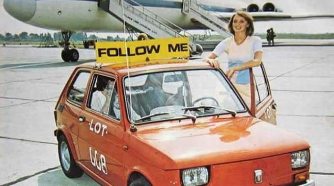 Já Pensaram Como Vão Viajar Nas Férias Neste Verão? De FIAT  Ou Avião  ?