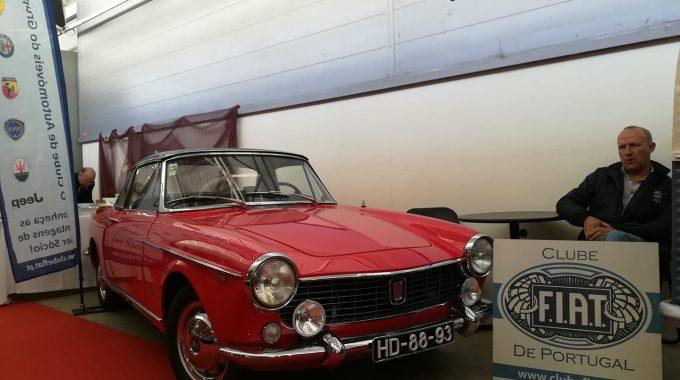 Presença Do Clube Fiat De Portugal Na Automobilia De Aveiro