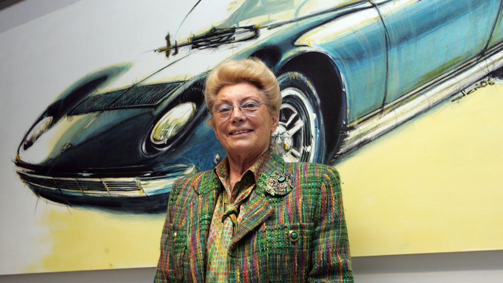 Addio a Lilli Bertone, la signora torinese dell'auto