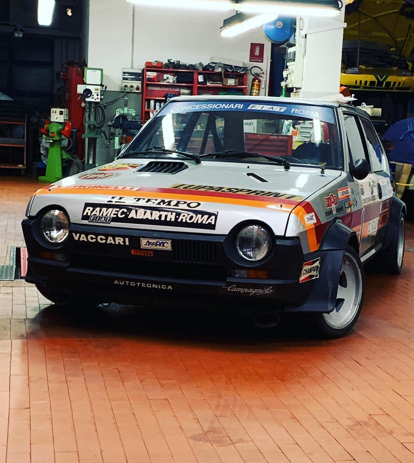 Fiat Ritmo Grupo 2