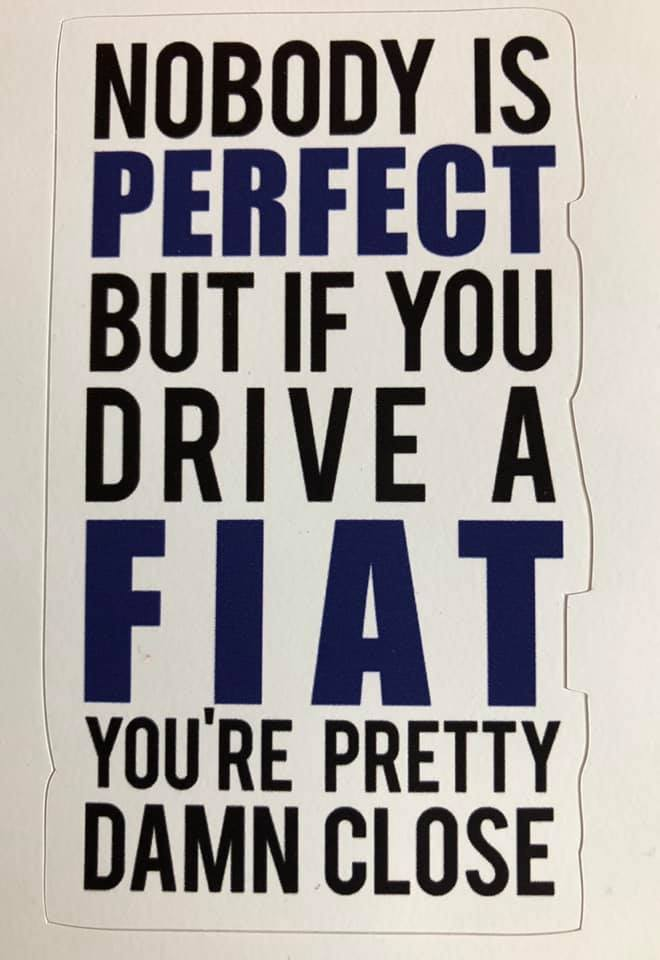 Estamos perto da perfeição. Concordam?